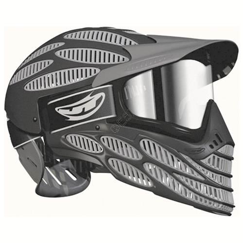 Maska paintballowa JT Flex 8 Full Head grey
